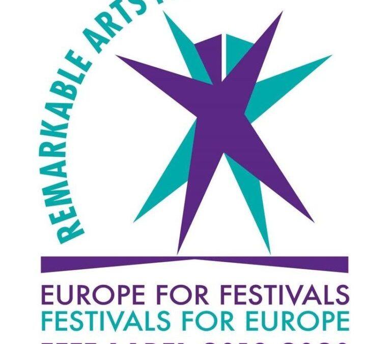 Kokkolan Talviharmonikka-festivaalille EFFE-laatuleima
