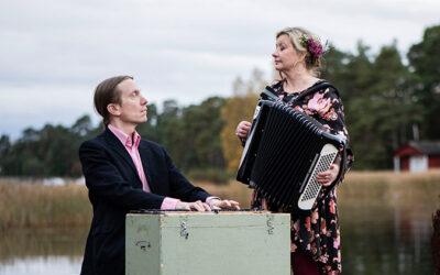 Duo excited about Pietarsaari performance
