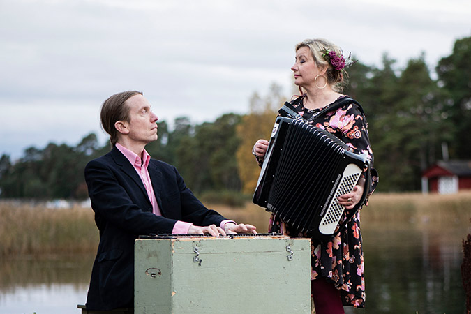 Duo excited about Pietarsaari performance