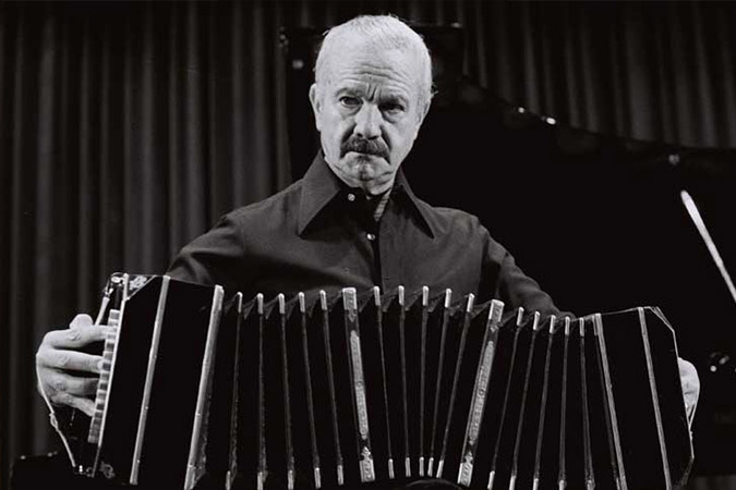 Astor Piazzolla 100-years