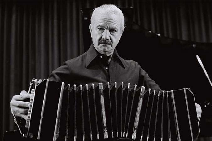 Astor Piazzolla 100-år